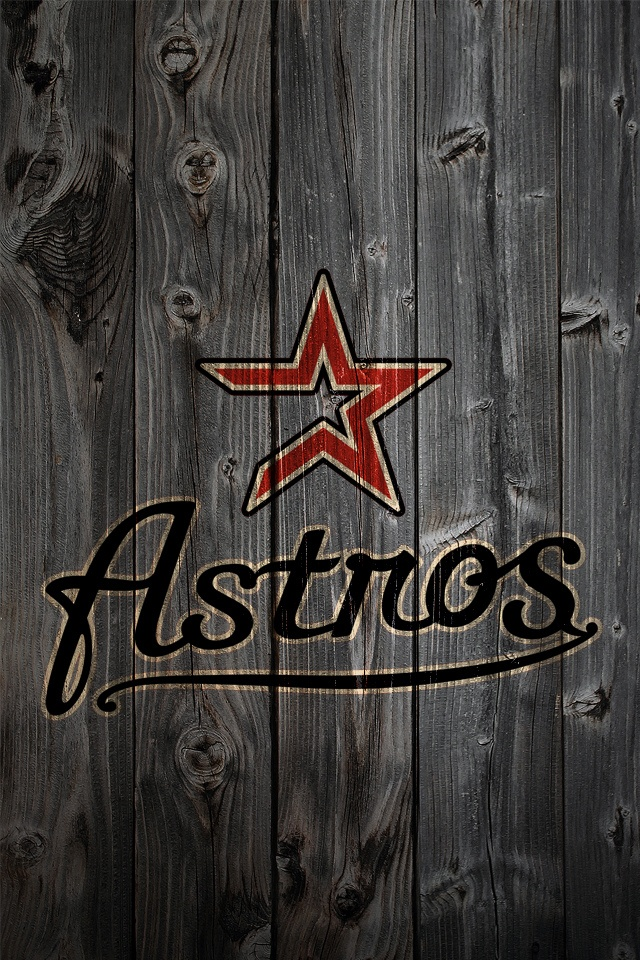 Houston Astros iPhone Wallpaper Background MLB