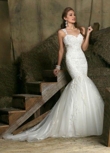 Davinci Wedding Dresses - Style 50330
