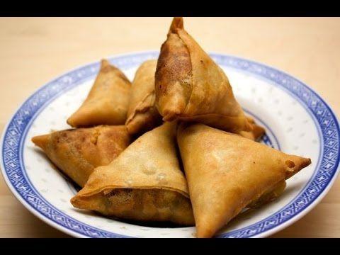 Самоса | Индийская кухня