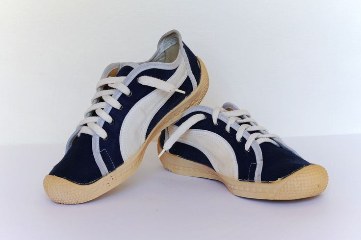 Vintage Soviet ked sneakers Sport shoes Сanvas shoes USSR 1980s by Retronom on Etsy https://www.etsy.com/listing/234150818/vintage-soviet-ked-sneakers-sport-shoes