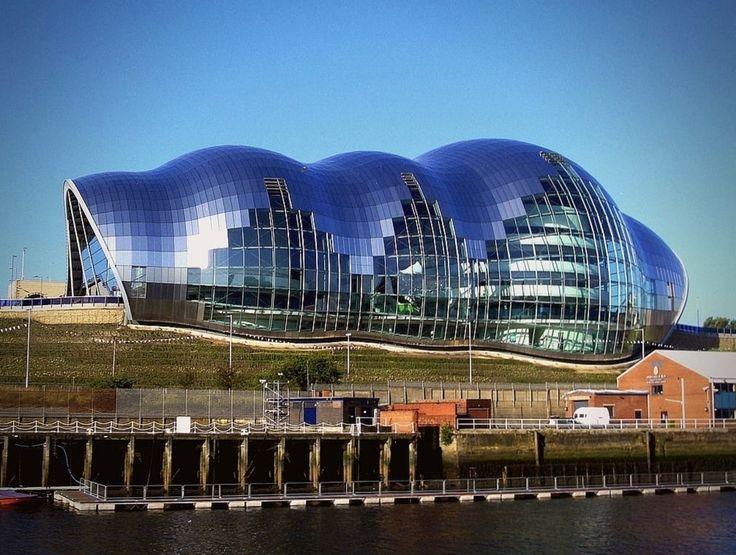 Концертный зал «The Sage Gateshead». Как выглядят лучшие в мире конференц-залы — смотрите и читайте, мы постоянно собираем и обновляем информацию.