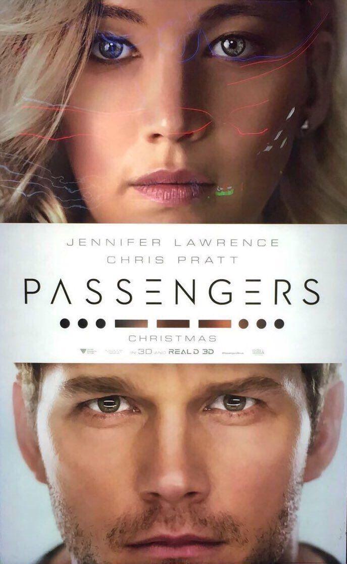 Passageiros, longa sci fi do diretor Morten Tyldum (O Jogo da Imitação)estrelado por Chris Pratt (Guardiões da Galáxia, Jurassic World) e Jennifer Lawrence (franquias X-Men e Jogos Vorazes), que e…