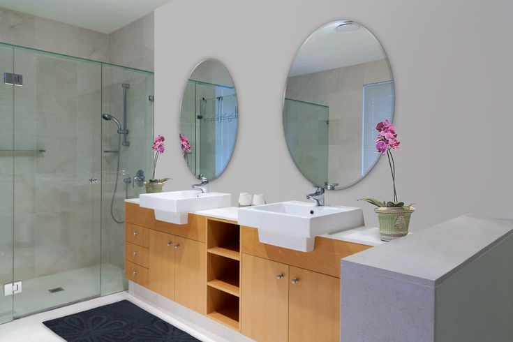 21 best replacement glass and mirrors images on pinterest - Replacement bathroom mirror glass ...