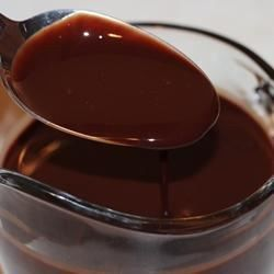 Chocolate Syrup-1 1/2 cups white sugar ,1 cup cocoa powder, 1 dash salt ,1 1/2 cups water, 1 teaspoon vanilla extract. Whisk sugar, cocoa powder and salt together in a saucepan. Gradually add the water and heat over low heat; with a spatula, stir constantly until the mixture thickens and begins to simmer. Remove from heat and stir the vanilla into the sauce. Serve warm or cover and refrigerate.