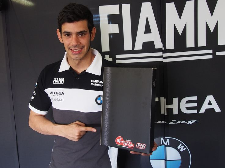 Jordi Torres - Althea BMW Racing Team - Motorcycle: BMW S1000RR