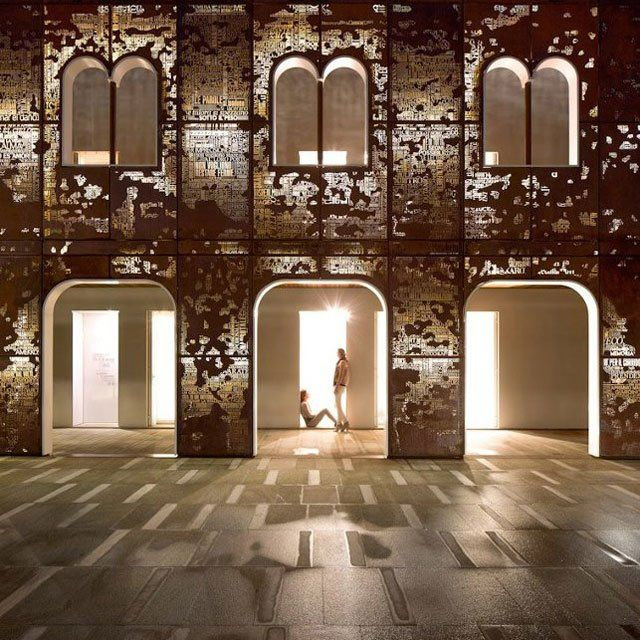 The Re-Birth of Palazzo di Vigonovo (Campiello) // Venice, Italy.
