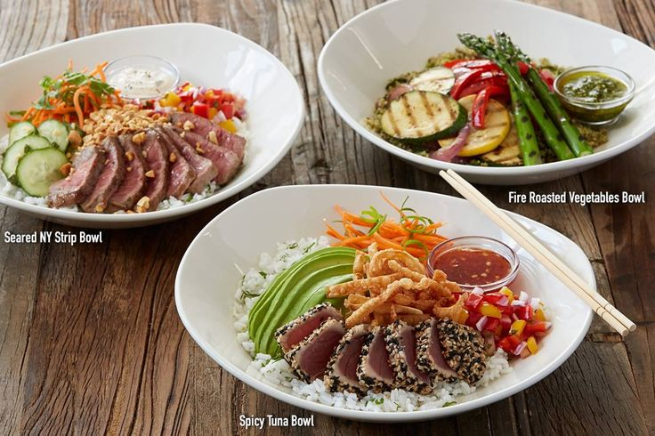 One bowl. Countless flavors. http://www.pinterest.com/AnnaCoupons/bonefish-grill-coupons/ Bonefish Grill Coupons