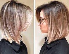 ombre kısa saç modelleri ile ilgili görsel sonucu