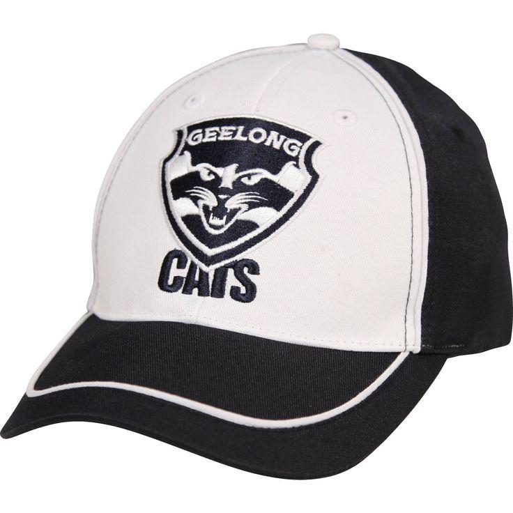 Geelong Cats Logo Cap - ShopAFL