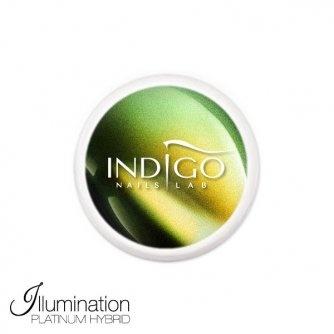 Indigo Nails Illumination Farbgel oder Gel Polish | Illuminating ... Mercury