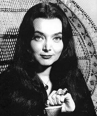 Carolyn Jones, who is probably best remembered for her role as Morticia Addams, was born on April 28,1930.