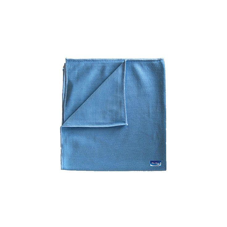 Klut microfiber 40x40cm blå (10) | Staples®
