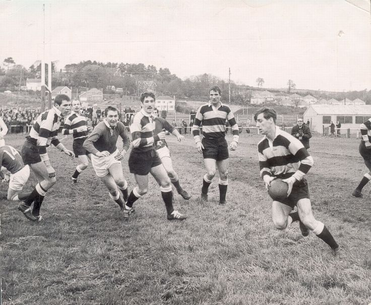 Barry John started his career at Llanelli after growing up in west Wales, before…