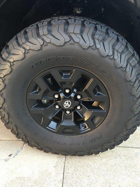 Craigslist Com Sacramento >> TRD Off Road Wheels Painted Black? | cars & trucks | Pinterest | Offroad, Off road wheels and ...