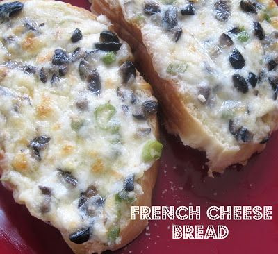 The Better Baker: French Cheese Bread