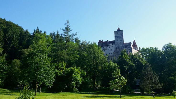 Bran or Dracula Castle, Romania