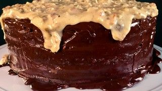Classic German Chocolate Cake Recipe | The Chew - ABC.com