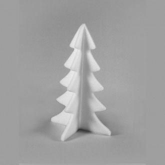 ABETO NAVIDAD STRATOCELL 4 CARAS Árboles de Navidad, diseño exclusivo de esta web, hechos de espuma stratocell de 4 caras y 2 medidas. Son muy ligeros,  fáciles de montar y decorar. #MWMaterialsWorld #ChristmasTree #ArbolNavidad