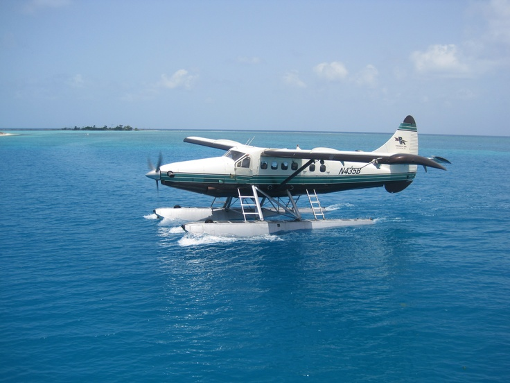 Dry Tortugas National Park Sea Plane