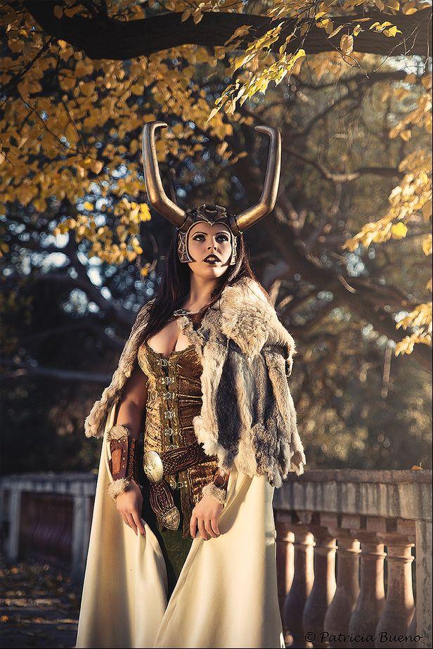 Lady Loki, Photography: Patricia Bueno