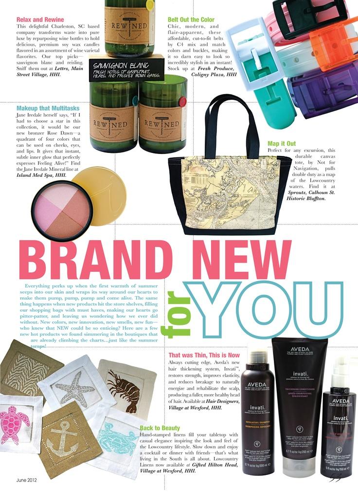 Graphic Design Magazine Spread