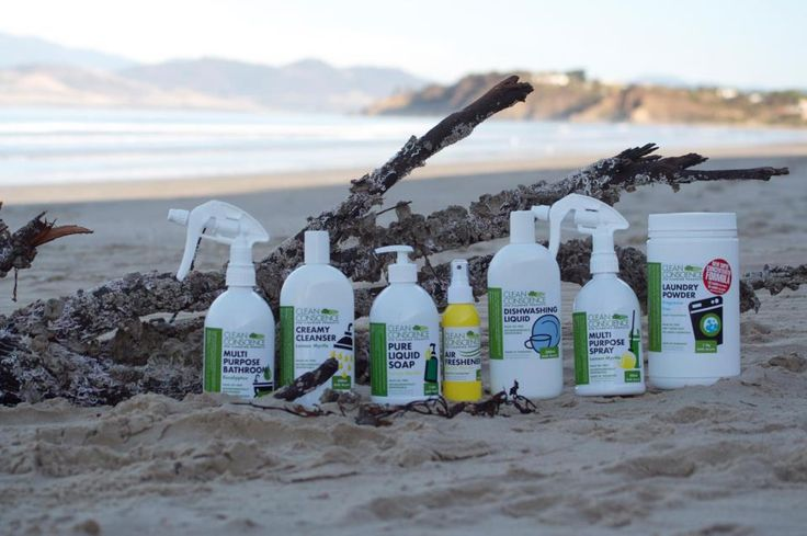 Clean Conscience - Tasmanian-made cleaning products