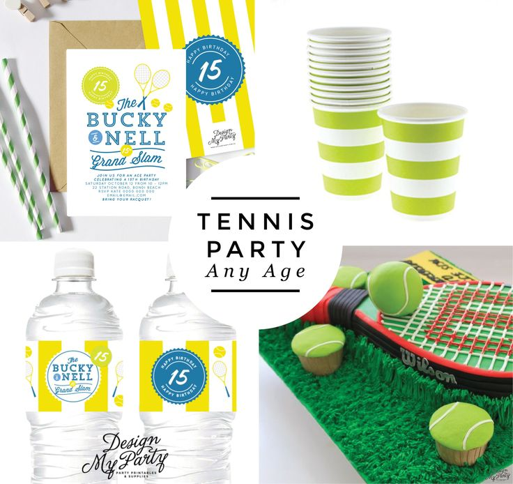 21 best tennis aircel images on Pinterest | Party planning ...