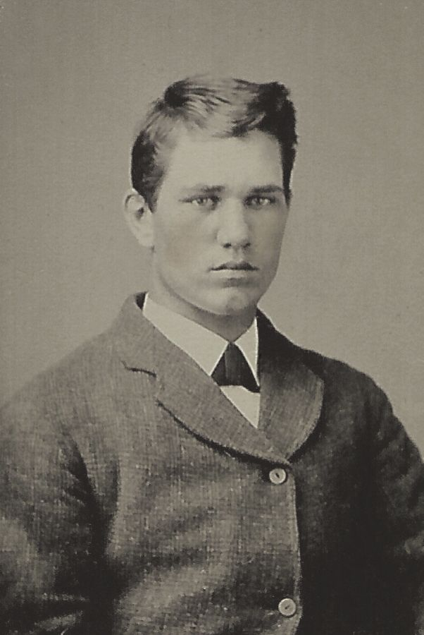 Antique Photograph The Handsome And Broody Type