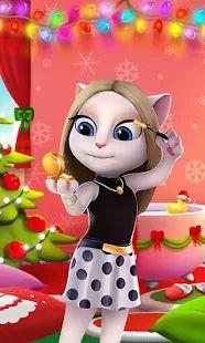 My Talking Angela- screenshot thumbnail