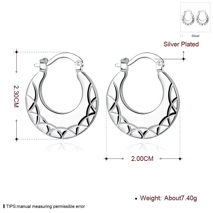Aliexpress.com : Buy Nice moon circles hoop ear jewelry 2016 New supplies earrings fashion high quality from Reliable earring men suppliers on Rose Fashion Jewelry CO., LTD.