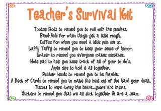 Student teacher idea