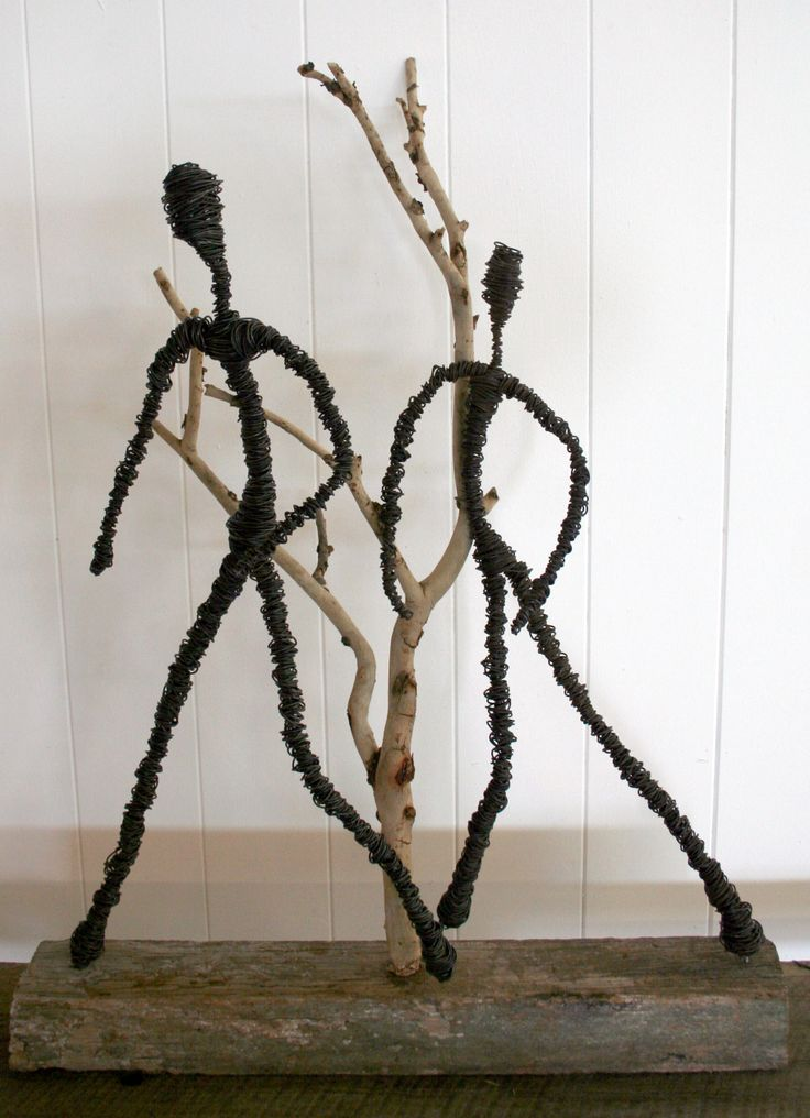 82 best Wire images on Pinterest | Wire sculptures, Sculpture and ...