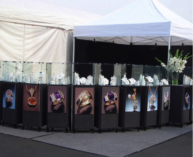 Jewelry Booth