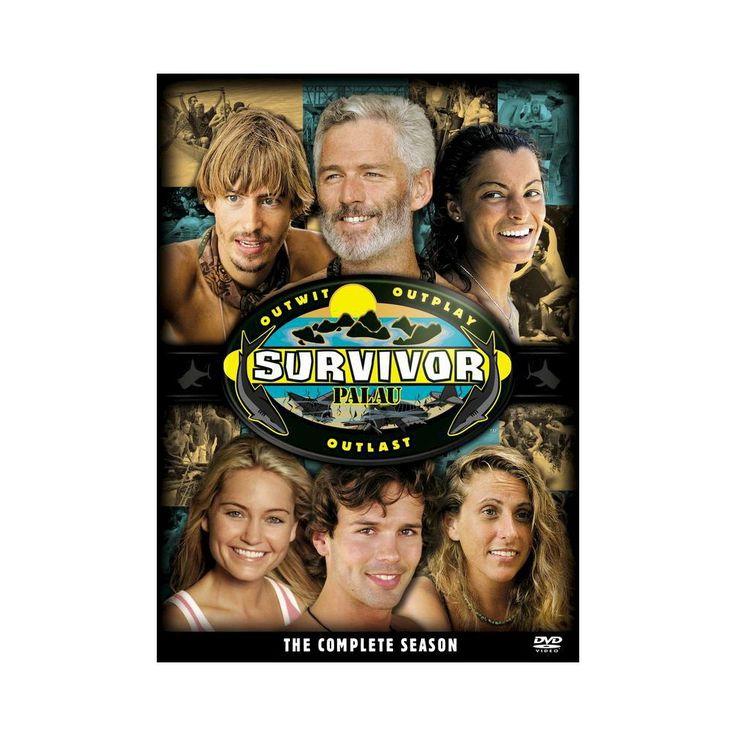 Survivor: Palau - The Complete Season [4 Discs]