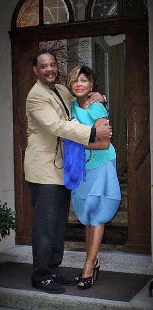Tina Turner & Son, Craig: October, 2015!!!!