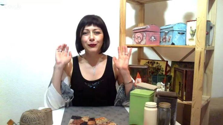 Мила Зверева. Баночки для специй своими руками 17.01.17