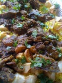 Mutton Breyani (Biryani)