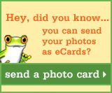 This site allows you to send ecards and generates donations for charitable causes.  Nice and green!