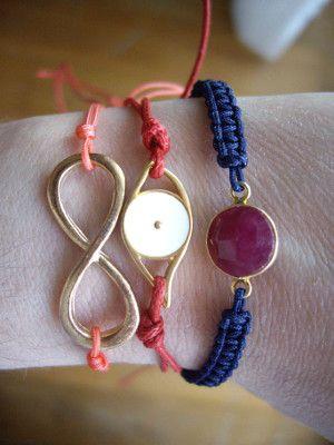 Βραχιόλια jewellery from our heart