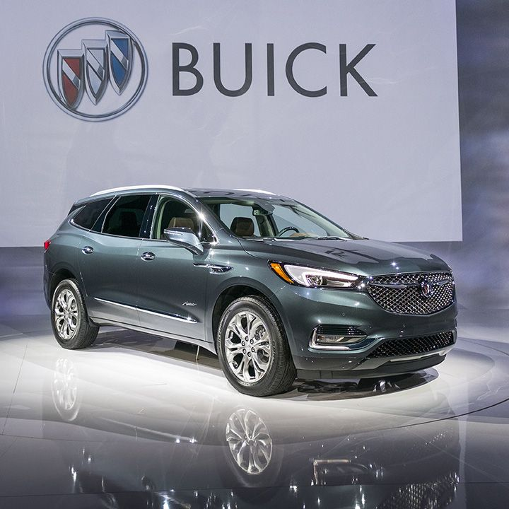 Buicks Won T Carry The Brand S Name After The 2019 Model Year Buick Enclave Buick Brand Names