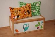 Owl Toy Box
