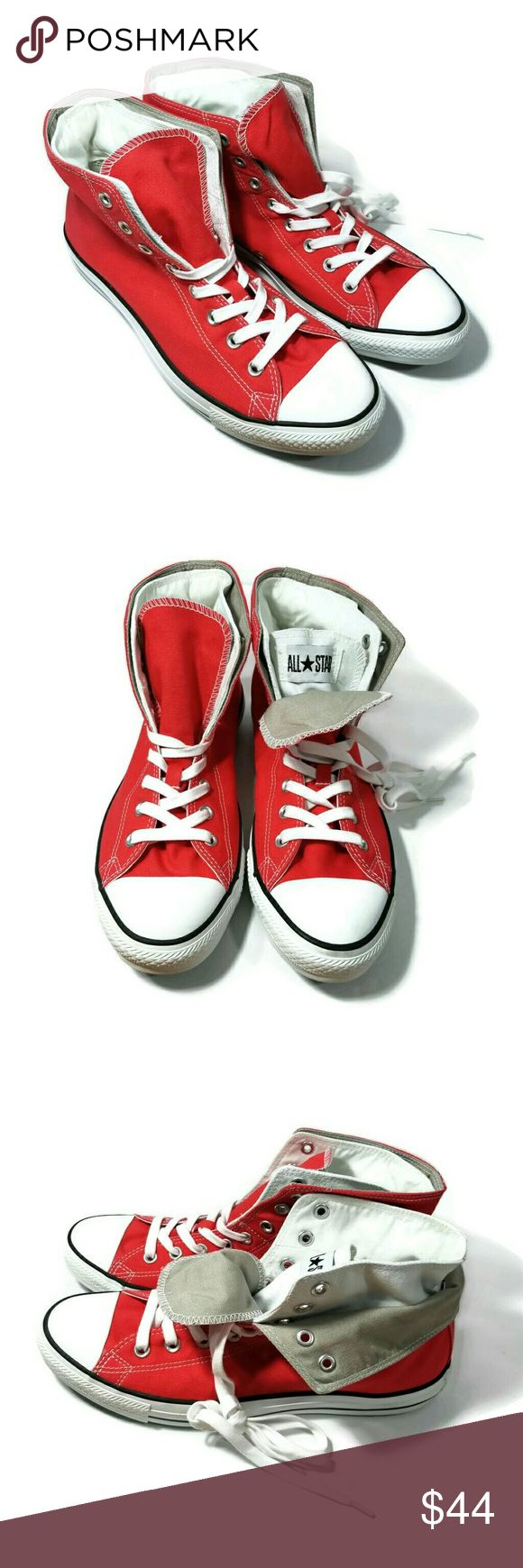New Converse All Star New without box. Unisex. Size 10 for mens. Size 12 for womens. ♣️ Converse Shoes Sneakers