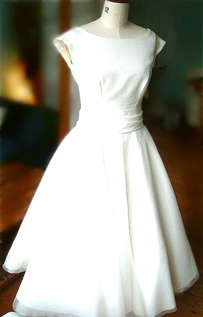 Givenchy wedding dress for Audrey Hepburn in the movie Funny Face