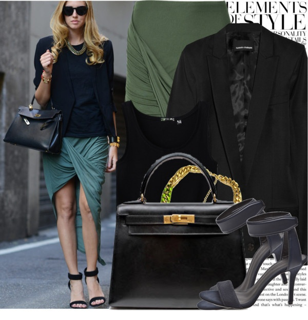 """""""Blogger Style: The Blonde Salad"""" by marina-castro on Polyvore"""
