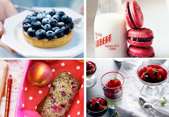 Berry delicious recipes