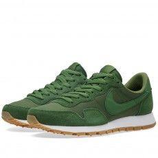 Nike Air Pegasus '83 (Forest Green & White)