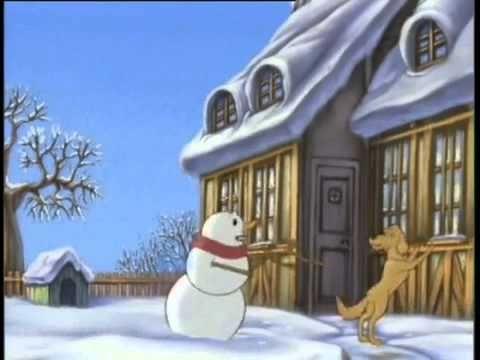 Τα παραμύθια του Άντερσεν @  Ο χιονανθρωπος