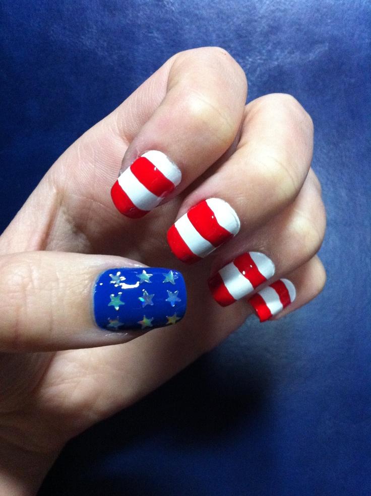 USA Nail Art