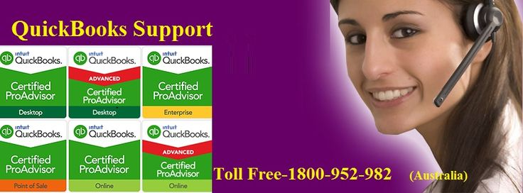 We provide ongoing QuickBooks support on all phases of the program for our existing user on demand.  Just like you, we want your books to be in good order as this makes our services more efficient. If you have any trouble in QuickBooks then call Our QuickBooks Helpline Number 1800-952-982