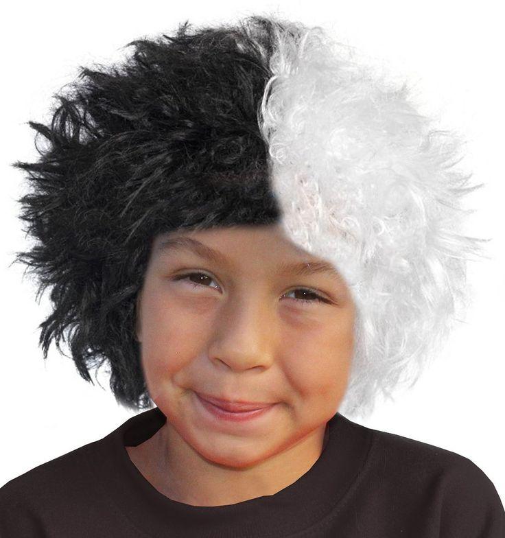 Amazon.com: Cruella Deville Wig Cruella De Vil Wig Cruella De Vil Costume…
